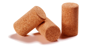 Micro agglomerated corks