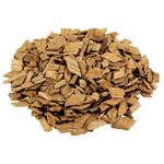 French oak chips - light toasted 300g