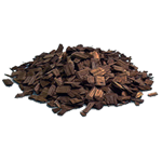 French oak chips - heavy toasted 100g