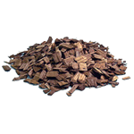 American oak chips blend - medium toasted 100g