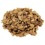 French oak chips - light toasted 100g