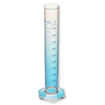 Measuring graduated cylinder 250 ml - glass