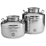 Stainless steel drum Europa 25 liters
